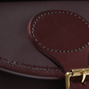 Croots Byland Leather Single Shotgun Slip at Gundog Gear